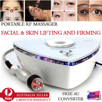 RF Radio Frequency Face Wrinkle Removal Skin Rejuvenation Lifting Beauty Machine