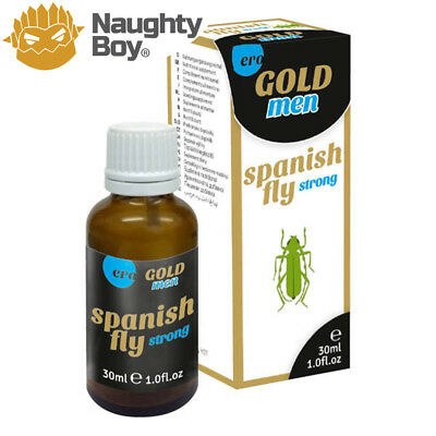 Spanish Fly Gold For Men 30ml by Hot Production