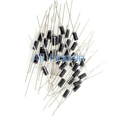 100//200//500//1000PCS 1A 1000V Diode 1N4007 IN4007 DO-41 Rectifie Diodes