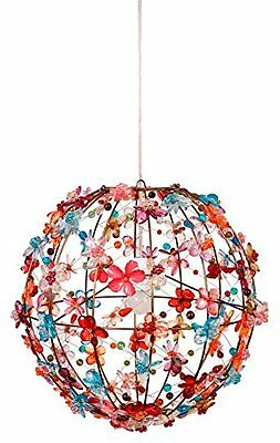 colorique Bindi xl-flowerlamp Mixed, diametro 38 cm, Multicolore (A5l)
