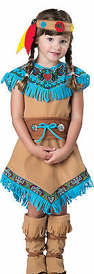 Toddler Indian Girl Costume by Incharacter Costumes LLC 60012