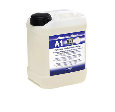Elma Tec Clean A1 Cleaning Concentrate Electronics and feinoptik 2,5 ltr.