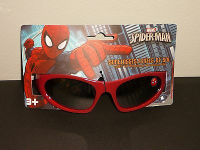 """Brand New~Boys Official  """"spiderman"""" Sunglasses(100% Uv Protection)!!!"""