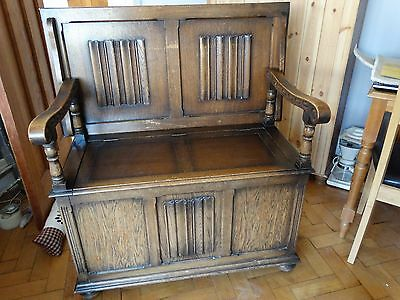 Monks Bench / Table / Storage