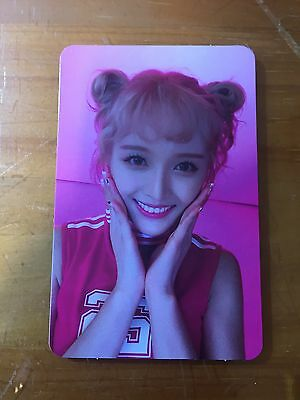 WJSN 1st Album HAPPY MOMENT Moment Ver. Xuanyi Type-B PhotoCard Official K-POP