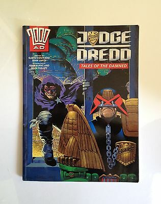 Judge Dredd: Tales Of The Damned - 2000AD Comic Graphic Novel