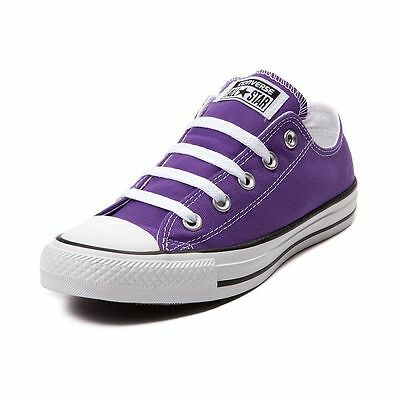 17061e1f55f5 NEW Converse Chuck Taylor All Star Lo Electric Purple Womens Men Sneaker  Shoe