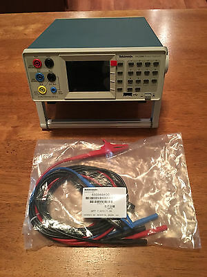 Tektronix PA1000 Power Analyzer Never Used