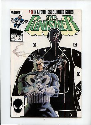 The Punisher Limited Series #3 VF/NM 9.0