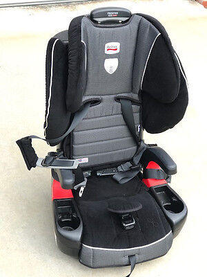 Britax Frontier 90 -Onyx Booster Car Seat