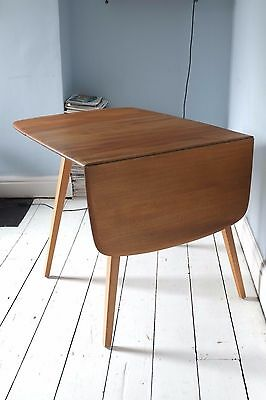 Vintage Ercol plank table