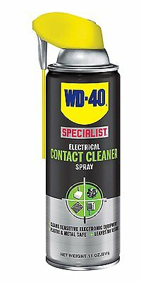 WD-40 Specialist Electrical Contact Cleaner Spray - Electronic & Electrical 11 1