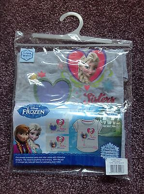 Frozen Animated T Shirt Age 1-2 BNWT