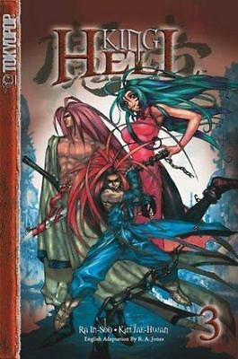 King of Hell Vol. 3 by Na In-Soo (2003, Paperback, Revised)