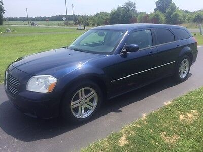 2006 Dodge Magnum LEATHER 2006 DODGE MAGNUM R/T HEMI LOW MILES