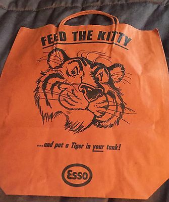 Esso Halloween Bag- Feed The Kitty