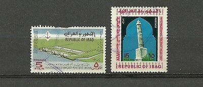 Iraq used lot/collection 1967