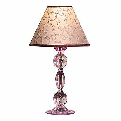 Kids Line Fleur Lamp Base and Shade