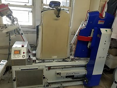 Inno Clean Isp-60 Shirt Press Machine