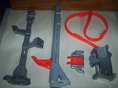 Tonka Chuck & Friends Tornado Tower #53573 Twist Trax Race Replacement Parts Lot
