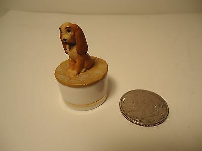 Disney's Cast of Characters Collection Lady and the Tramp