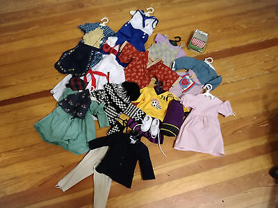 18'' American girl doll clothes vintage original 90's clothing pack of 2