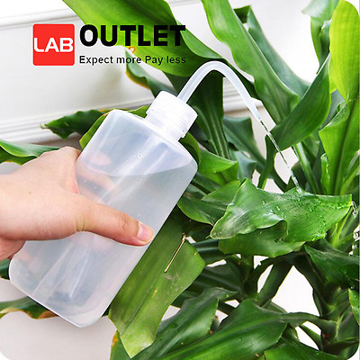 500Ml 16Oz Lab Tattoo Plastic White Wash Squeezy Bottle Green Soap Dispensing