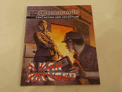 Commando War Comic Number 3271,1999 Issue,v Good For Age,18 Years Old,very Rare.