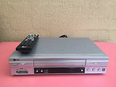 Fully Serviced LG GC-480 Video Recorder Player + remote VHS Player VCR C