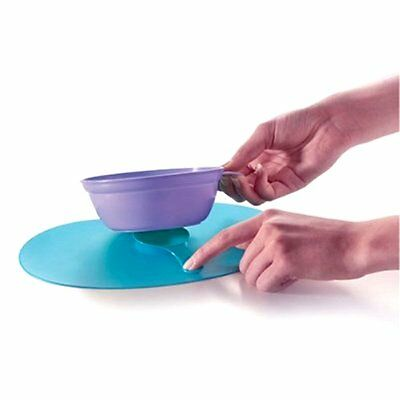 Tommee Tippee Explora Magic Mat Training 6m+ Baby Feeding Bowls Plates Turquoise