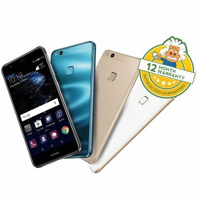 Huawei P10 Lite 32 GB (Unlocked) WAS-LX1A Android Smartphone 4GB All Colours