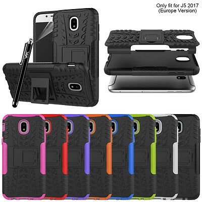 For Samsung Galaxy J5 2017 Phone Case Hybrid Shockproof Rugged Armor Back Cover