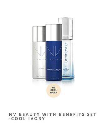Jeunesse NV Foundation Be The Envy Promo Package Authentic New by Jeunesse U.S.