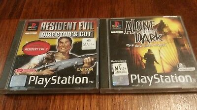 Playstation one PS1 x 3 SPEC OPS, 007 TOMORROW NEVER DIES, NEED FOR SPEED