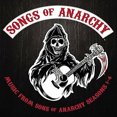 Songs Of Anarchy  Music From Sons Of Anarchy Seasons 1-4 (Soundtrack)