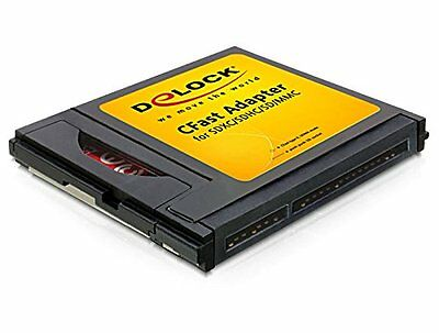 DeLock CFast Adaptor for SD   MMC Memory Cards
