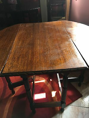 Jacobean Original Drop Sides Dining Or Hall Table