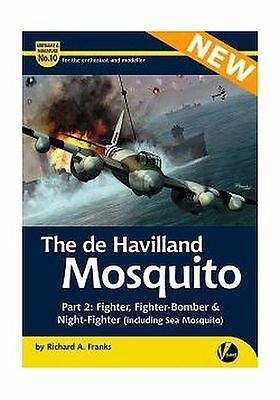 AIRFRAME & MINIATURE No.10 The DH Mosquito Part 2