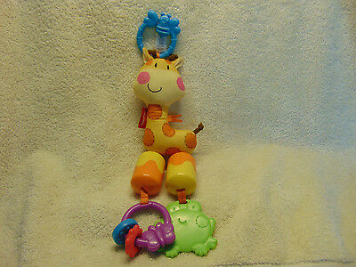 Fisher-price Giraffe Chime Infant Baby Toy