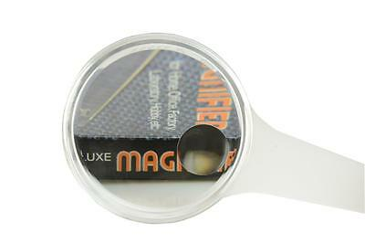 75mm Bifocal hand magnifier