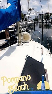 23' westerly paget sailboat