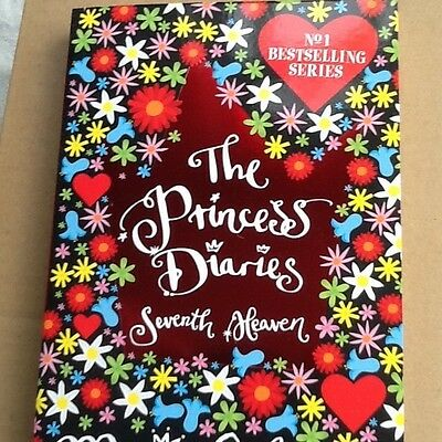 NEW The Princess Diaries book 7 Seventh Heaven Book by Meg Cabot