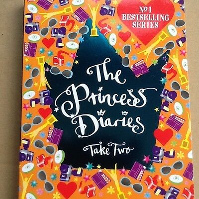 NEW The Princess Diaries Book 2 Take Two by Author Meg Cabot