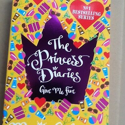 NEW The Princess Diaries Book 5 Give Me Five by Meg Cabot