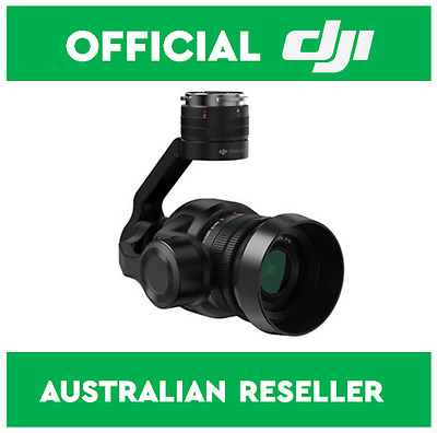 NEW DJI Zenmuse X5S Gimbal and Camera (Lens Excluded) ** Australian Stock ***