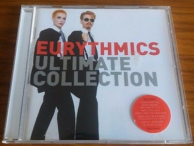Eurythmics - Ultimate Collection (CD 2005)