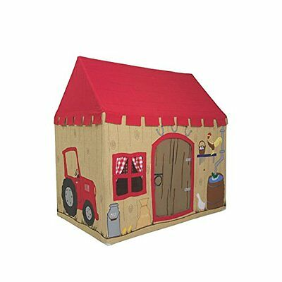 Barn House Playhouse Size: Large