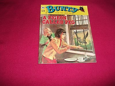 RARE EARLY BUNTY  PICTURE STORY LIBRARY BOOK  from 1980: never been read