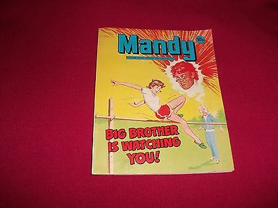 RARE MANDY  PICTURE STORY LIBRARY BOOK  from the 1980's