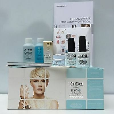 CND Brisa Lite Removable Gel Smoothing Pack Removable Gel Nail Smoothing Kit